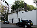 TQ2978 : The Old Lodge, Vincent Square, London by PAUL FARMER