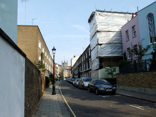 Maunsel Street, London