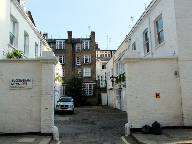 Buckingham Mews, London SW1