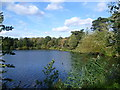 TQ3469 : South Norwood Lake by Ian Yarham