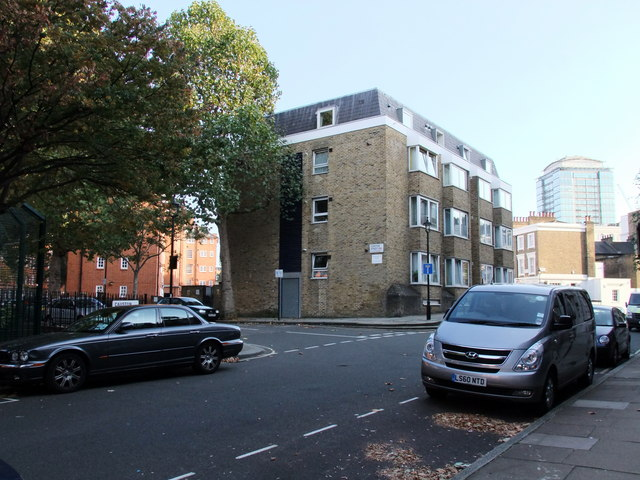 Mary Smith House, Causton Street, Pimlico