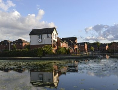 SO9691 : Canal Basin, Birmingham Canal near to Dudley Port by Mike Blake-Butler
