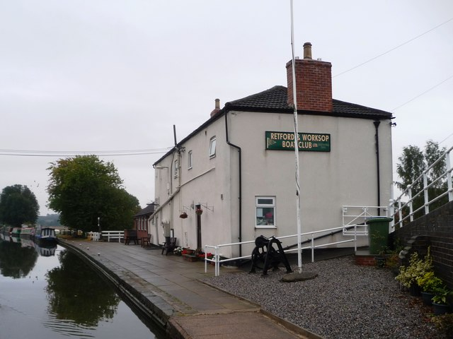 Former pub, now boat club headquarters