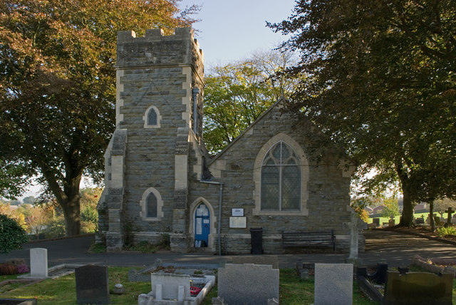 Ludlow Cemetery Chapel