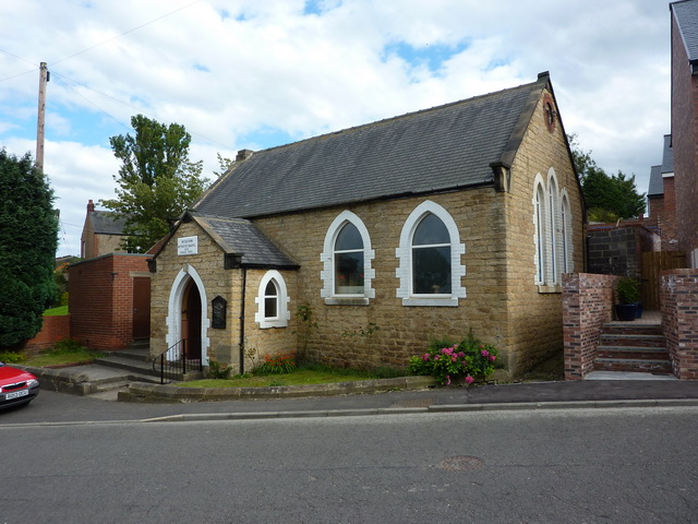 Wesleyan Methodist Chapel, East Rainton