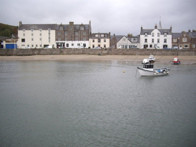 Outer harbour, Stonehaven