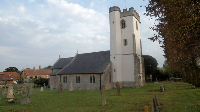 St Martin's church, Fiddington