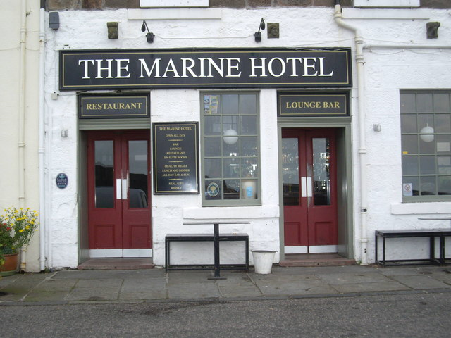 The Maine Hotel, Stonehaven