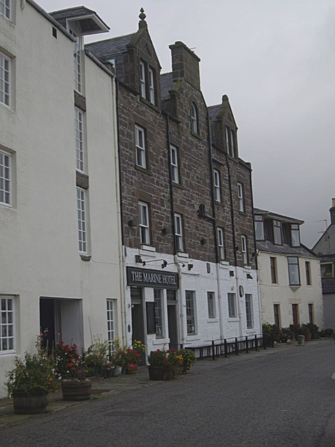 The Marine Hotel, Shorehead