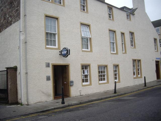 Queen's Hotel, Stonehaven