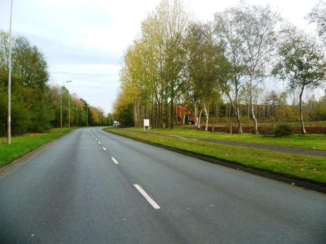 Daten Avenue - Risley