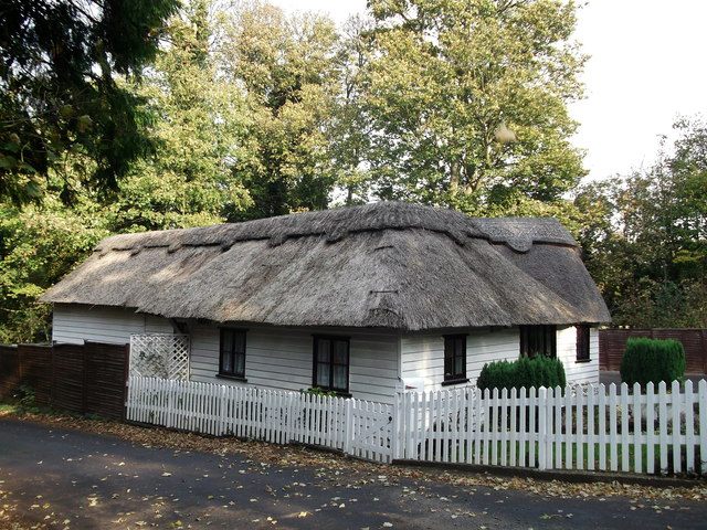 Thatched Cottage, Lloyd Park