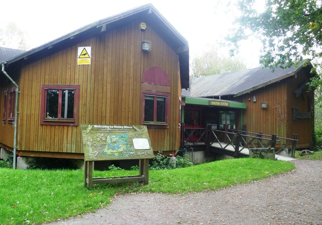 Risley Moss Visitor's Centre