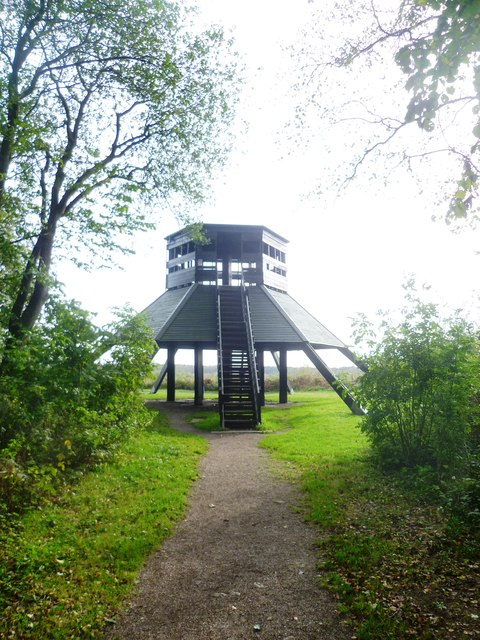 Risley Moss - The Tower