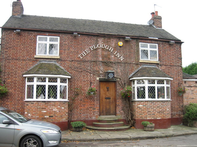 The Plough Inn, Eaton