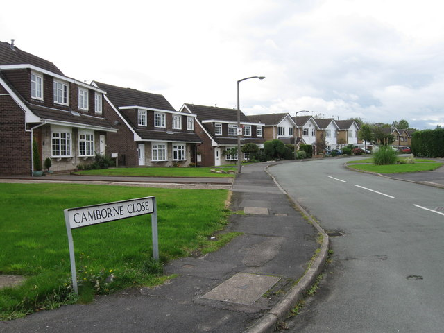 Camborne Close, Mossley