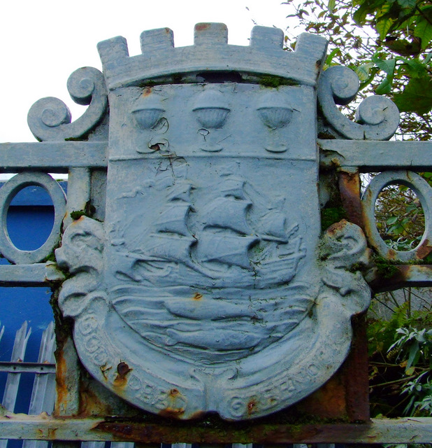 Greenock Corporation coat of arms