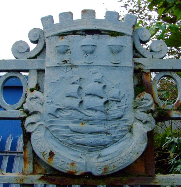 Greenock Corporation coat of arms