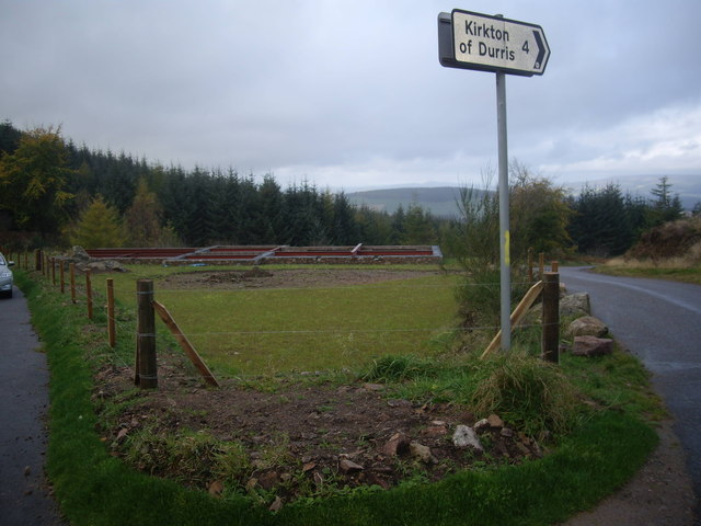 Kirkton of Durris junction