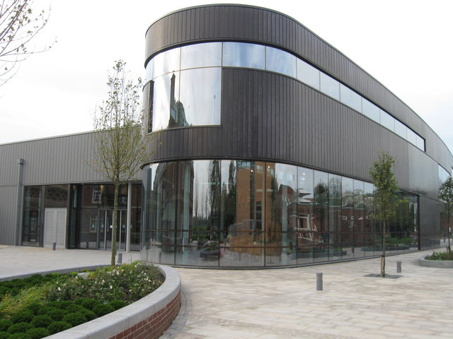 The Hub, Edge Hill University