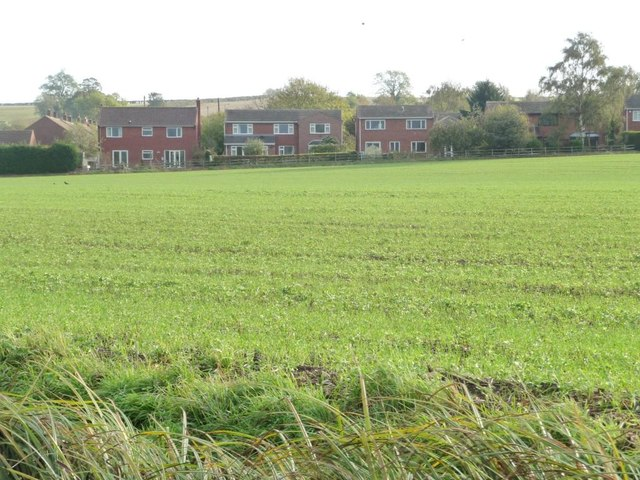 Houses in Church Lane, Clarborough