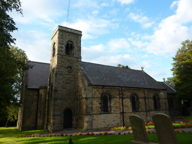The Parish Church of St Bartholomew's, Sunderland Bridge