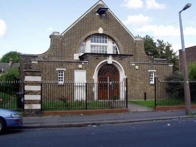 Emmanuel Church Hall Hitcham Road Leyton