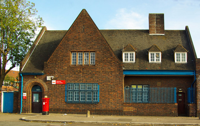Dagenham Delivery Office, Boxoll Road