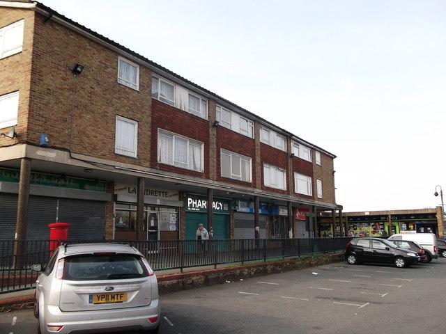 Fieldway Shops, New Addington