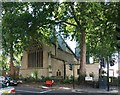TQ2978 : St Saviour, St George's Square, Pimlico by John Salmon