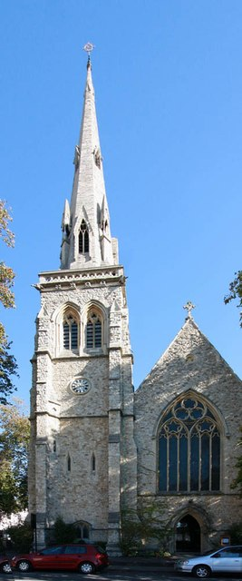 St Saviour, St George's Square, Pimlico