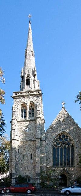St Saviour, St George's Square, Pimlico