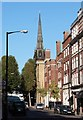 TQ2979 : St Stephen, Rochester Row by John Salmon