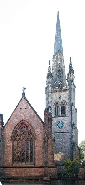 St Stephen, Rochester Row