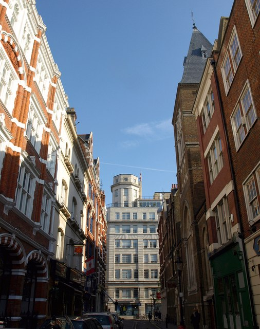 Maiden Lane, WC2