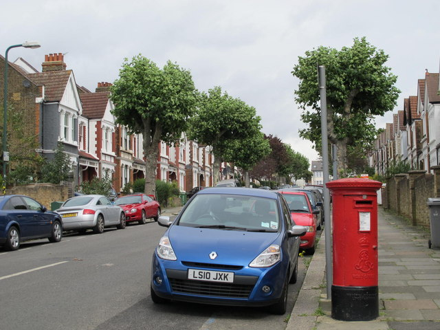 Lushington Road, NW10