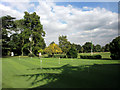TQ3295 : Bush Hill Park Golf Club by Christine Matthews