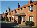 TA0322 : Modern Terraced Housing, Newport Street by David Wright