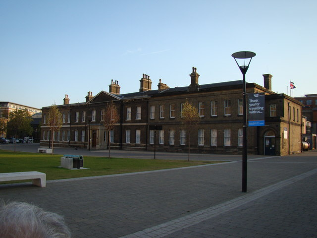 The Royal Arsenal Development