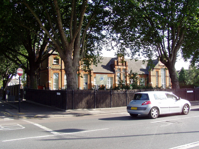 Sybourn Primary School Leyton