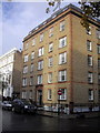 TQ2578 : Rupert House, Nevern Square, Earls Court by PAUL FARMER