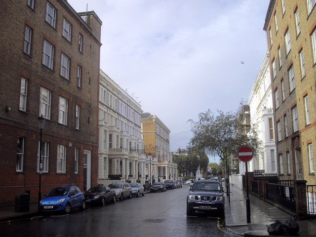 Nevern Road, Earls Court