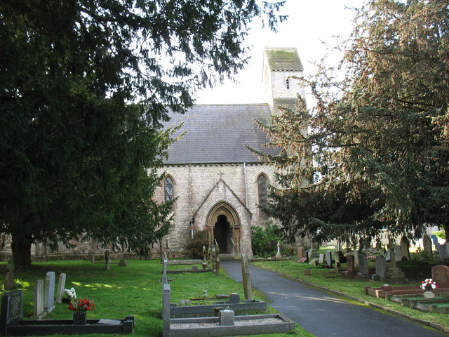 Holy Trinity church, Bishop Sutton