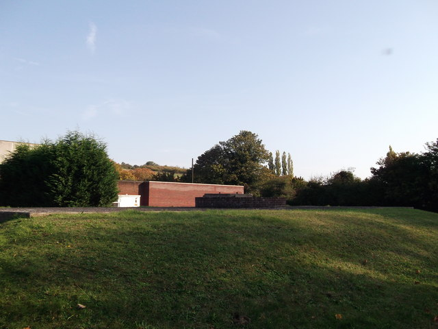 Remains of Addington Well Pumping Station