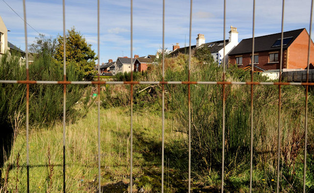 Development site, east Belfast (1-1)