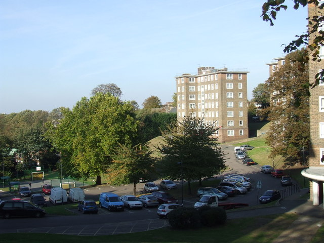 Housing estate, Charlton