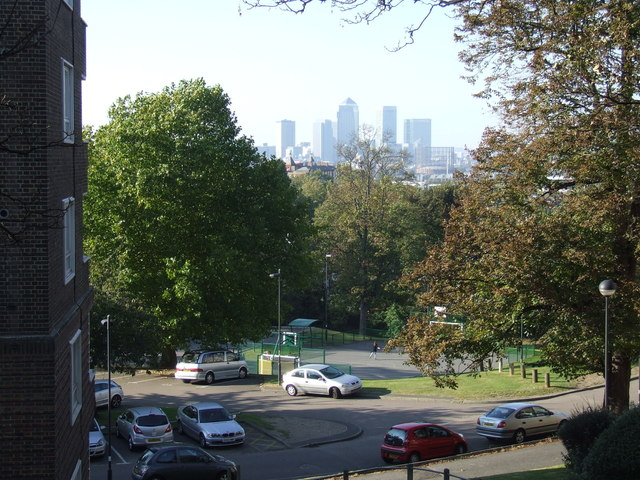 Estate with a view, Charlton