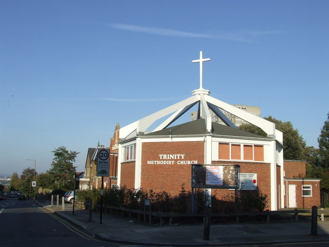 Trinity Methodist Church, Plumstead