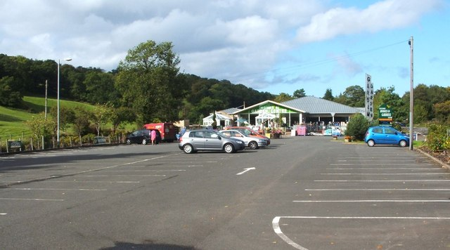 Garden Centre at Ballagan