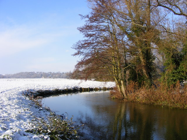 River Waveney, Outney Common, Bungay